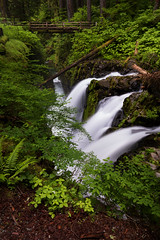 This world is but a canvas to our imagination… (ferpectshotz) Tags: solducfalls waterfall rainforest solducriver olympicpeninsula pacificocean chasm pacificnorthwest hike trail cold summer water sky washington usa landscape nature olympicnationalpark pnw nw