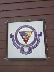 Where's Damon? (jamica1) Tags: revelstoke bc british columbia canada knights pythias lodge 26 gold range