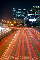 Highway to NCR (Jon Ariel) Tags: ncr ncrworldheadguarters atlanta georgia ga northgeorgia traffic lights