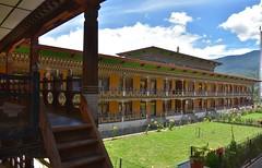 Konchogsum Lhakhang; Chokhor Valley, Bumthang, Bhutan (22)