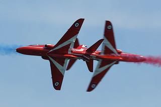 BAe Hawk T1 Red Arrows 016-1