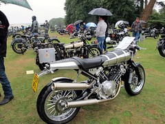 Brough Superior Mk1 and SS100 at the 60th Rally 2018 (BSMK1SV) Tags: brough superiour rally mk1 mkii ss80 1150 ss100 middle aston