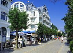 P8090180 (diddi.tr) Tags: binz rügen ostsee strandpromenade