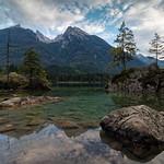 Rocky lake / Felsiger See thumbnail