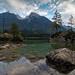 Rocky lake / Felsiger See