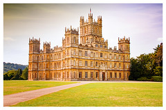 Highclere Castle... (Sean....) Tags: downtonabbey castle statelyhome building mansion palace architecture filmset history tutankhamun carnarvon carter pharaoh