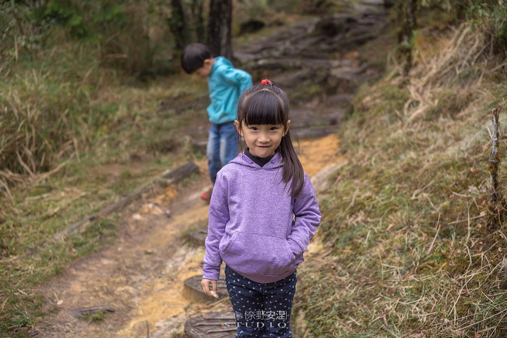 太平山翠峰湖環山步道 |走在泥濘的道路上,只為途中美景 | 宜蘭大同鄉43