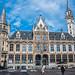 2018 - Belgium - Gent - Old Post Office