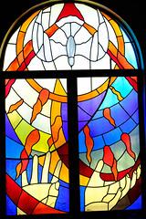 St. Victor Catholic Church (dan-gutierrez) Tags: stvictorcatholicchurch gavinroman catholic sanjose christening fujifilm x100t stvictor baptism church