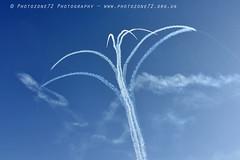 0874 Centenary Split (photozone72) Tags: jersey airshows aircraft airshow aviation canon 7d centenarysplit canon80d 80d 1018mm canon1018mm raf rafat redarrows reds redwhiteblue