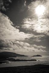 Valentia Island, Co. Kerry, Ireland (Sebastian Petermann) Tags: kerry ireland valentiaisland landscape landschaft irland eire urlaub travel wanderung hiking felsen küste see atlantic wildatlanticway