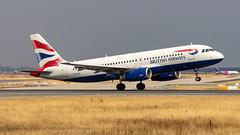 Airbus A320-232 G-EUUB British Airways (William Musculus) Tags: fra eddf fraport frankfurt frankfurtmain am main airport spotting geuub british airways airbus a320232 a320200 ba baw william musculus