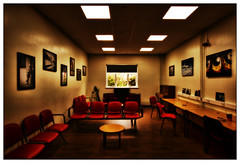 The Media Room (david.hayes77) Tags: piano crewe crewestation cheshire 2018 virgintrains waitingroom media