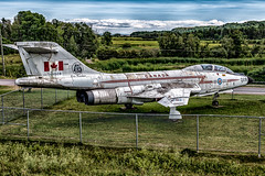Down Home Visit - 31 (AaronP65 - Thnx for over 15 million views) Tags: hillsborough newbrunswick canada voodoo f101 jet 416squadron