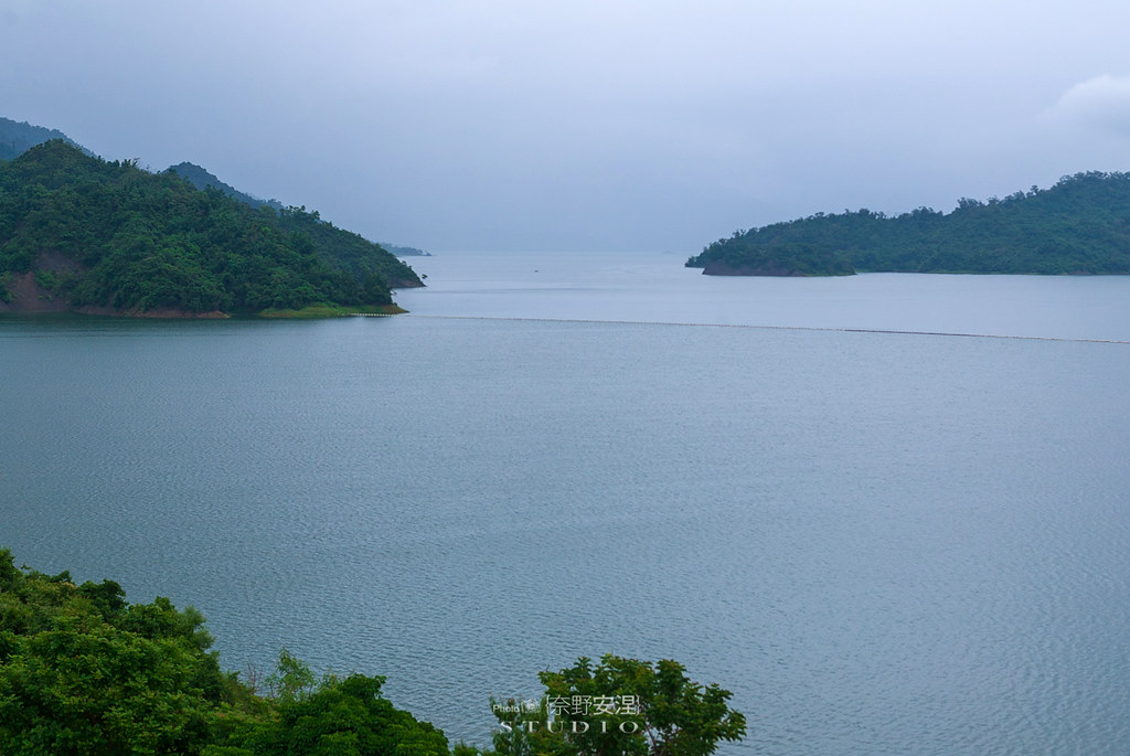 曾文水庫360度咖啡觀景樓 |雨後的台灣,很美0
