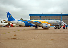 PR-ZGQ (Skidmarks_1) Tags: aviation aircraft airport airliners essa arn arlanda embraer erj190e2 sweden