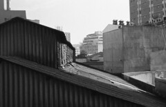 Common View in São Paulo (S.Goulart) Tags: analogphotography analogic analog urbanjungle city brazil brasil urban southamerica streetphotography street wb pb sp saopaulo
