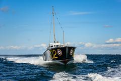 HSL 102 (Articdriver) Tags: royalairforce raf sea water waves solent highspeedlaunch hsl 102 rescue ww2