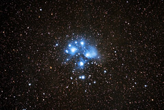 "Pleiades ""The Seven Sisters"" (M45) (Ahmed.Saleh87) Tags: astro astrophotography astromony night nightphotography deepsky pleiades nikon sigma egypt cosmic lights cosmiclights astrometrydotnet:id=nova2781589 astrometrydotnet:status=solved"