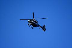 On patrol (PinoyFri) Tags: snapshot schnappschuss hubschrauber helicopter hélicoptère elicottero 헬리콥터 helicóptero เฮลิคอปเตอร์ polizeihubschrauber