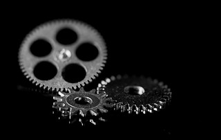 Macro Cogwheels