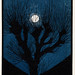 Moon Light (1920) by Julie de Graag (1877-1924). Original from the Rijks Museum. Digitally enhanced by rawpixel.