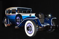 Vintage 1930 Ruxton (Lee Sutton) Tags: vintage 1930 ruxton moon motor car kissel