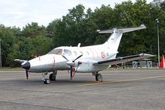 France - Air Force Embraer EMB-121AA Xingu 078 (EK056) Tags: france air force embraer emb121aa xingu 078 kleine brogel base ebbl belgian days 09092018