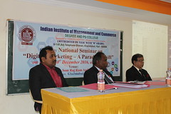 IMG_1450 (D Hari Babu Digital Marketing Trainer) Tags: national seminar digital marketing iimc hyderabad