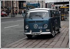 BBC Brexit Road Trip VW (zweiblumen) Tags: oca799p volkswagen vw camper bbc radioone brexitroadtrip liverpool merseyside england uk canoneos50d polariser zweiblumen