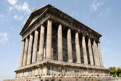 Garni (ortnid) Tags: garni գառնի armenia armenien հայաստան hajastan hajasdan chatschkar kotajk tempel tempio ionischen säulen basaltschlucht von awan