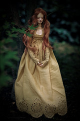 . (dolls of milena) Tags: bjd resin doll portrait outdoor popovy sisters bony sleeping mod