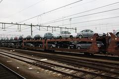 23 72 4274 093-2 - cobelfret - rsd - 301109 (.Nivek.) Tags: goederenwagens goederen wagen wagens gutenwagen gutenwagens uic type l pkw auto