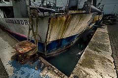 San Benedetto harbour (marcello.machelli) Tags: rosso sanbenedettodeltronto porto pescatore pesca fishing boat fisherman corda italia italy marche harbour nikon tokina nikond810 haida landcape paesaggio mare sea