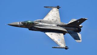 F-16C Fighting Falcon I 520 I 340/343 Mira, Hellenic Air Force, Souda
