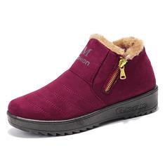 Women Cotton Shoes Winter Fur Lining Keep Warm Comfy Ankle Snow Boots (1210499) #Banggood (SuperDeals.BG) Tags: superdeals banggood bags shoes women cotton winter fur lining keep warm comfy ankle snow boots 1210499