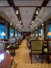 Le wagon restaurant (Daniel_Hache) Tags: garedelyon journeedupatrimoine orientexpress paris france fr