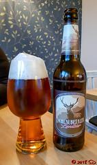 Schlaubetaler Landbier (Stefan's Gartenbahn) Tags: beer bier cerveja indoor getränk lebensmittel landbier schlaubetaler lagerbier märkische