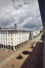 rue de Siam a Brest (pascalkerdraon) Tags: france bretagne brittany britany finistere pen penn ar bed brest rue de siam fontaines marta pan eglise saint louis