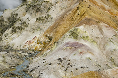 Japan:  Hell Valley and Mineral Spring (doug-craig) Tags: asia japan hokkaido volcano mineralspring travel noboribetsu stock nikon d7000 journalism photojournalism dougcraigphotography greatphotographers flickrtravelaward