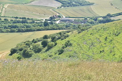 Steep Slopes (PLawston) Tags: uk britain england west sussex south downs national park steep slopes way
