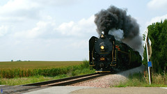 IAIS6988-9 (joerussell2) Tags: trains steam locomotive iowa interstate iais