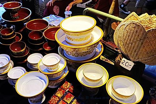Chiang Mai Markets.  (ตลาดเชียงใหม่)