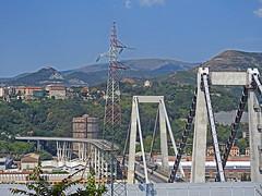18082221242belvedere (coundown) Tags: genova crollo ponte morandi pontemorandi catastrofe bridge stralli impalcato piloni vvf autostrada