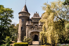 Château de Zellaer - 05 (Lцdо\/іс) Tags: zellaer bonheiden vlanderen kasteel chateau château castle belgique belgium belgie beauty beautiful belgian août august 2018 travel trip visit lцdоіс architecture door outdoor outside disney princess voyage mechelen malines