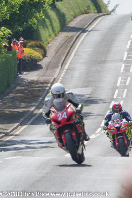 Isle of Man TT 2018: Superstock TT