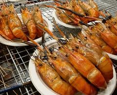 Grilled Prawns (:Dex) Tags: prawn seafood yummy food bangkok thailand