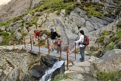 Bridged (MrHRdg) Tags: wales northwales gwynedd snowdonianationalpark yrwyddfa conwyvalley dyffrynconwy devilskitchen twlldu cwmidwal clogwynygeifr