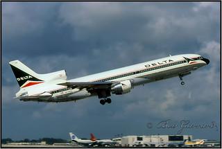N719DA Delta Air Lines