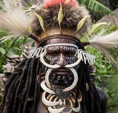 2018 Baliem Valley Festival (paulcore8118) Tags: village tribe chief wamena papua baliem